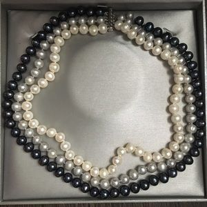 Zales Pearl Necklace
